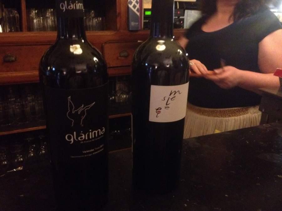 Casa Mateos Wine