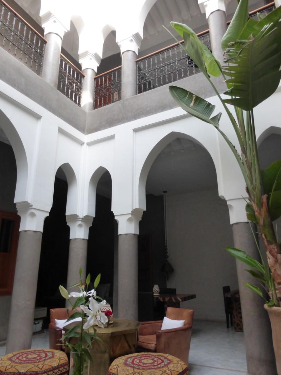 Marrakech-Riad-Houma