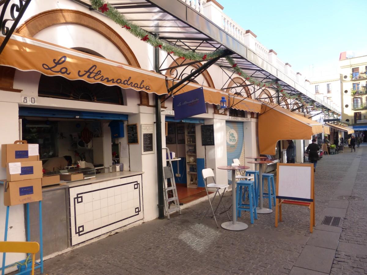 Mercado Feria Seville