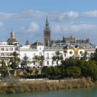Catherdral & Bullring - Seville