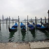 Gondolas & Grand Canal - Venice
