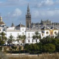 Seville at Christmas
