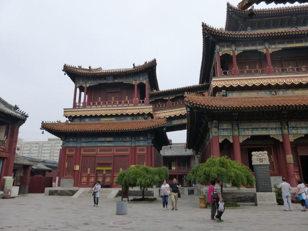Lamma Temple