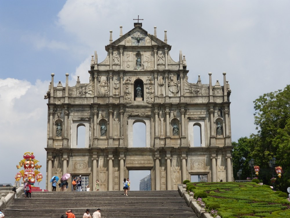 Macao St Pauls