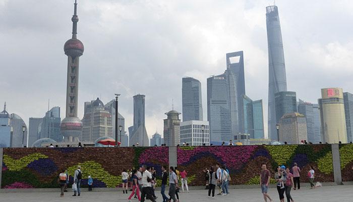 Shanghai – The Amazing City Skyline