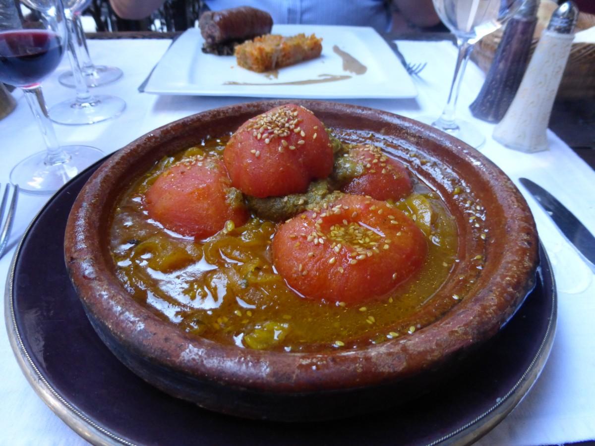 Marrakech-Le-Fondouk-Beef-Tomato-Tagine