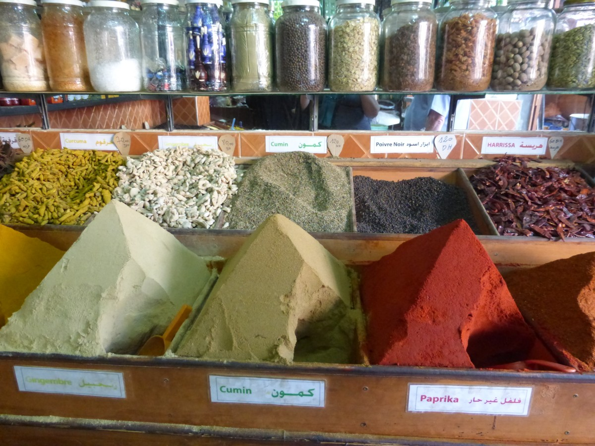 Marrakech-Spices